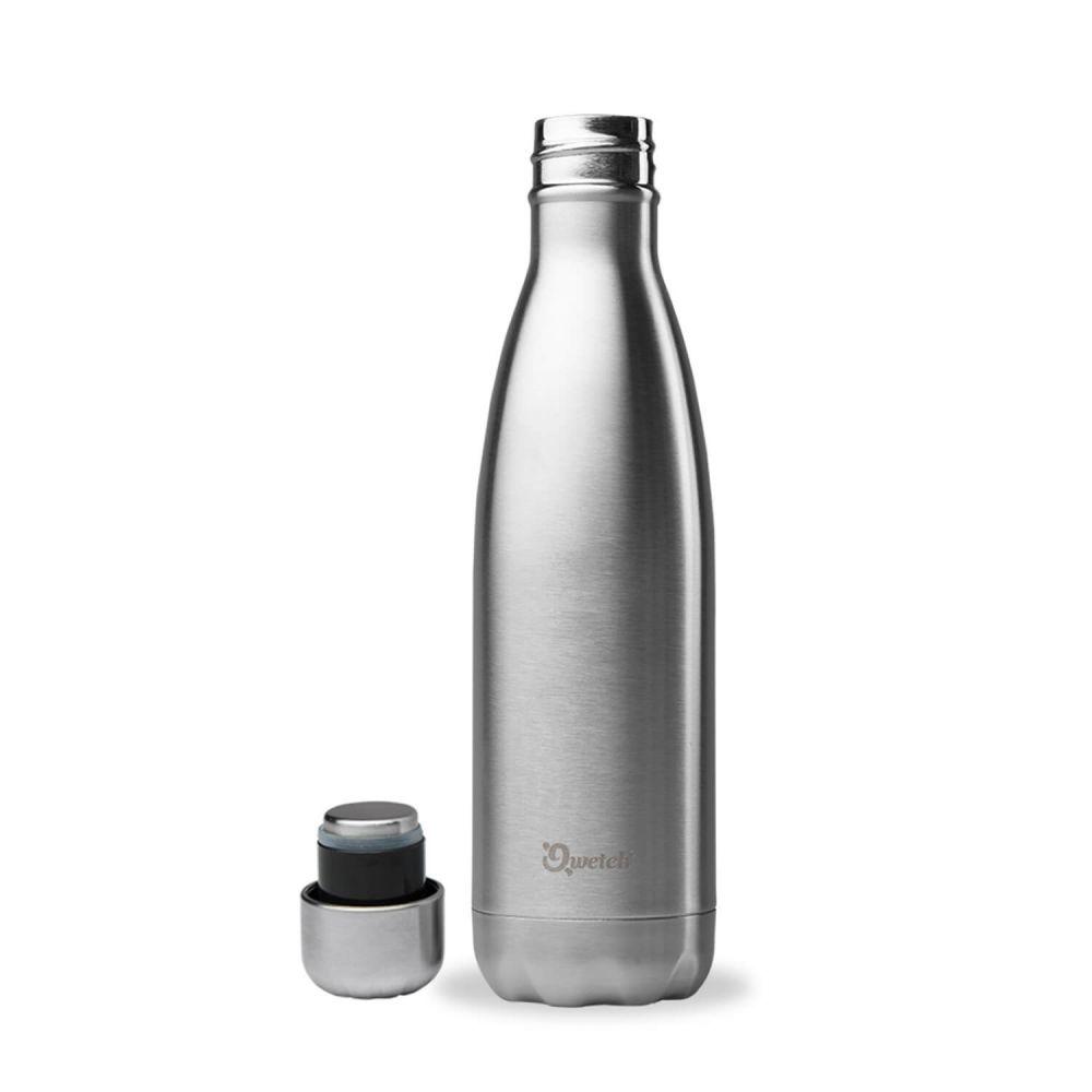 Botella térmica acero inox.